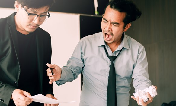 Stop the Blame Game: How to Deal with Mistakes Productively
