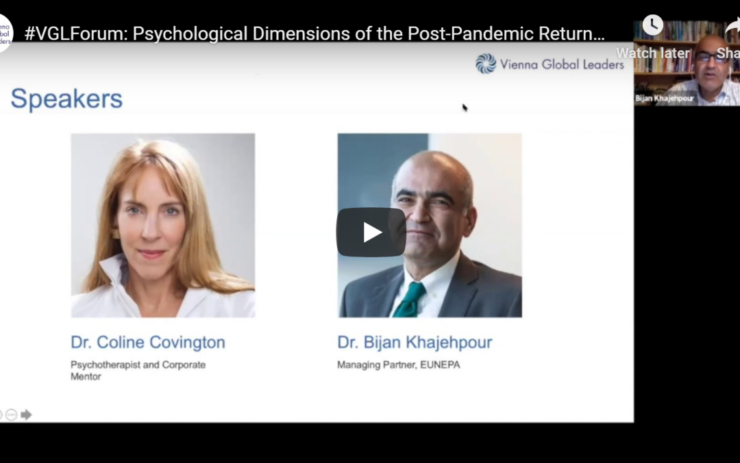 Psychological Dimensions of the Post-Pandemic Return to Work
