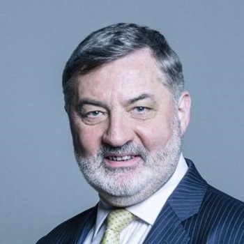 Professor John Alderdice, the Lord Alderdice FRCPsych