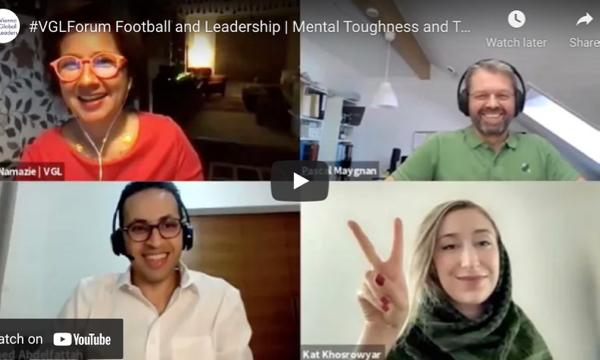Recording: VGL Forum – Football and Leadership